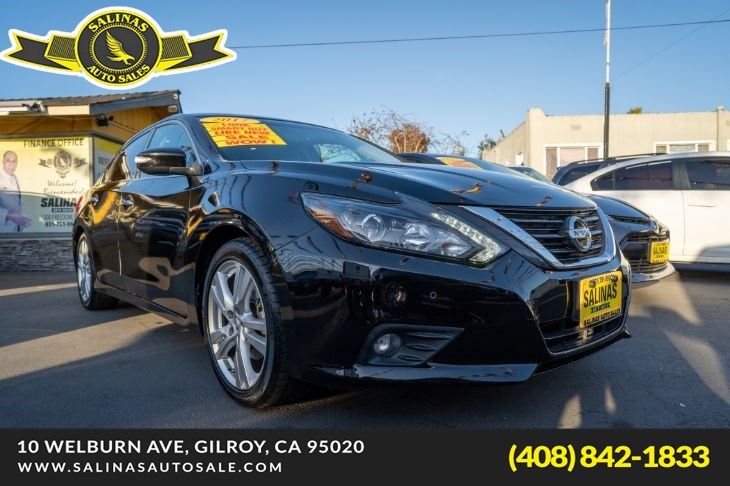 2017 NISSAN Altima  in Gilroy, CA