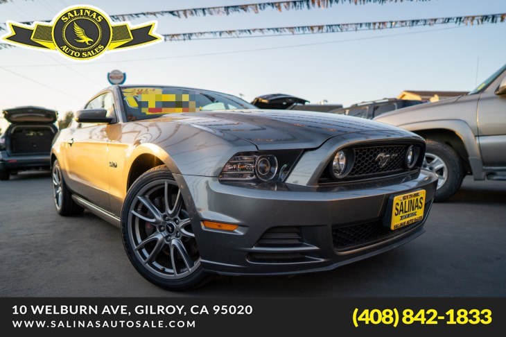 2014 FORD Mustang  in Gilroy, CA