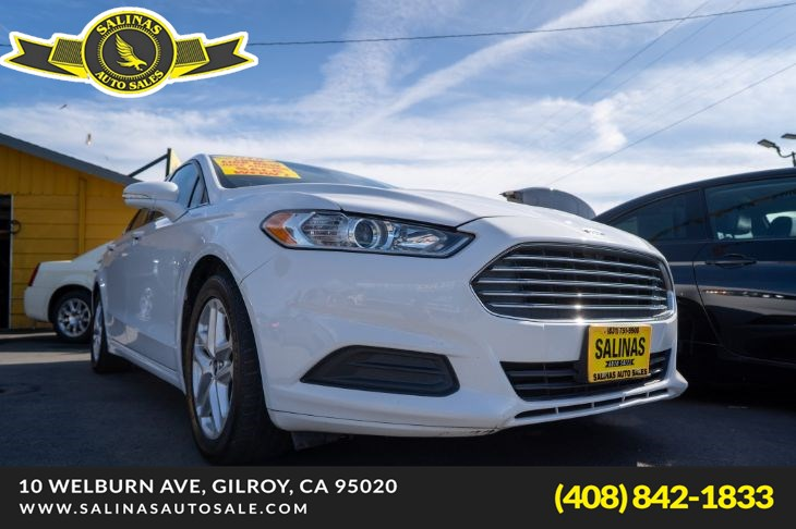Used 2016 FORD FUSION  in Gilroy, CA