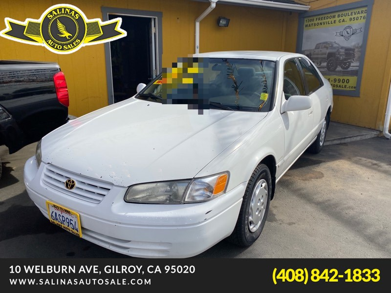 1999 Toyota Camry LE in Gilroy, CA