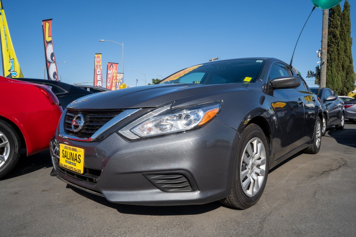 Used 2017 NISSAN ALTIMA Base  in Gilroy, CA