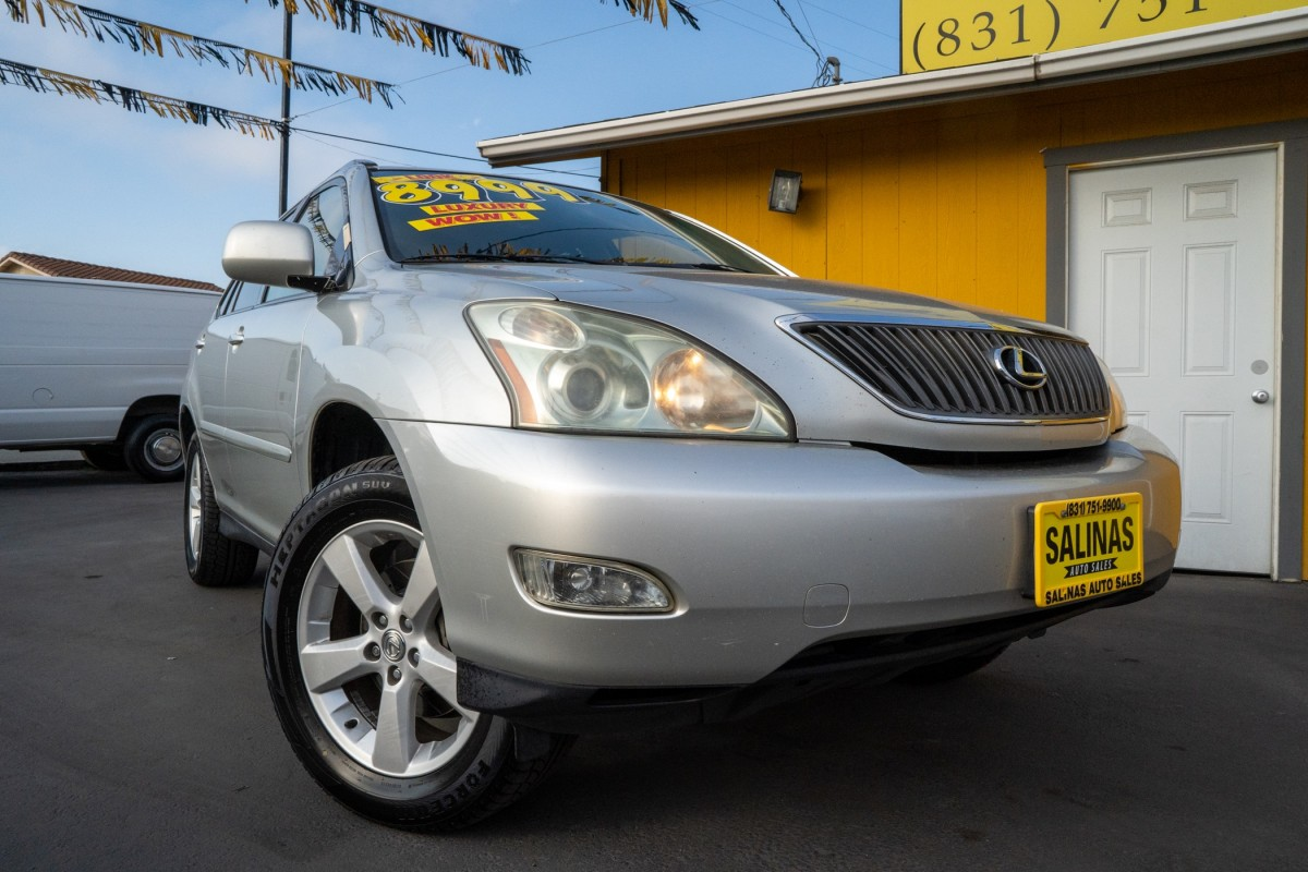 Used 2005 LEXUS RX 330 Base  in Gilroy, CA