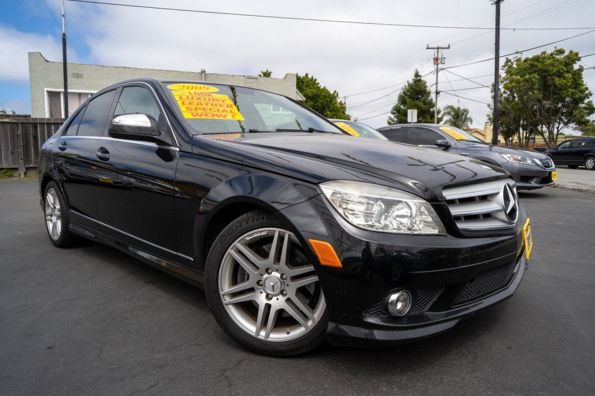 Used 2009 MERCEDES-BENZ C-Class C350 Sport  in Gilroy, CA