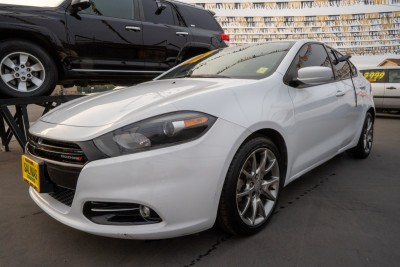 Used 2015 DODGE DART SXT  in Gilroy, CA