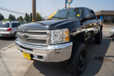 Used 2012 CHEVROLET SILVERADO LT  in Gilroy, CA