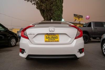 Used 2016 HONDA Civic  in Gilroy, CA