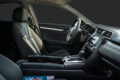 Used 2017 HONDA Civic EX  in Gilroy, CA