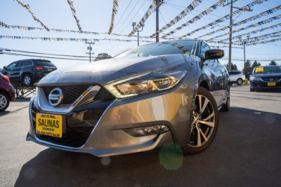 Used 2016 NISSAN MAXIMA S  in Gilroy, CA