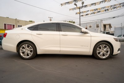 Used 2015 CHEVROLET Impala LT  in Gilroy, CA