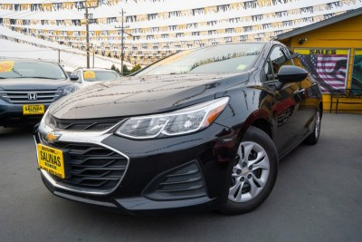 Used 2019 CHEVROLET CRUZE Base  in Gilroy, CA