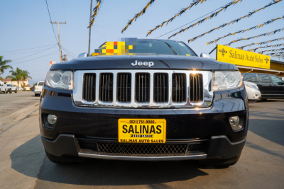 Used 2011 JEEP GRAND CHEROKEE Limited  in Gilroy, CA