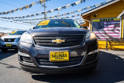 Used 2013 CHEVROLET TRAVERSE  in Gilroy, CA