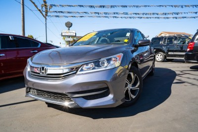 Used 2017 HONDA Accord LX  in Gilroy, CA