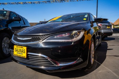 Used 2015 CHRYSLER 200 Limited  in Gilroy, CA