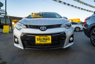 Used 2015 TOYOTA COROLLA S Plus  in Gilroy, CA