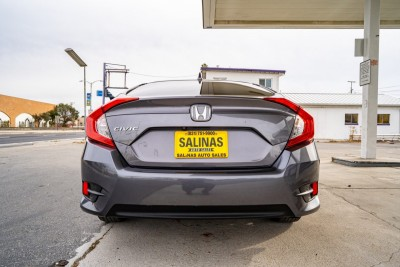 Used 2017 HONDA Civic EX  in Gilroy, CA
