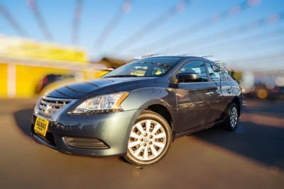 Used 2014 NISSAN SENTRA SV  in Gilroy, CA