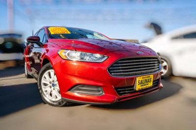 Used 2014 FORD FUSION S  in Gilroy, CA