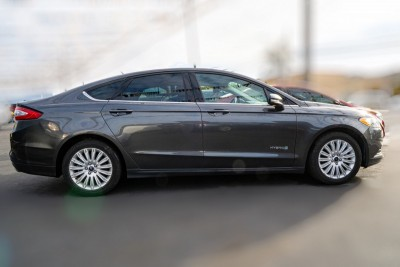 Used 2016 FORD FUSION SE Hybrid  in Gilroy, CA