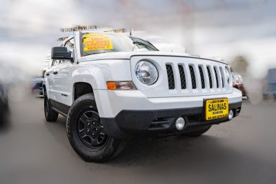 Used 2016 JEEP Patriot Sport  in Gilroy, CA