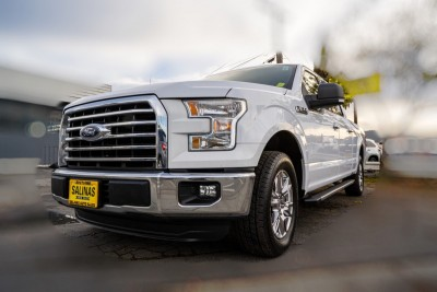 Used 2016 FORD F150 XLT  in Gilroy, CA
