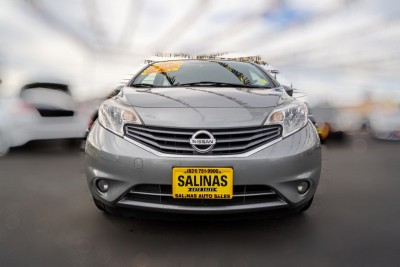 Used 2015 NISSAN VERSA NOTE S Plus  in Gilroy, CA