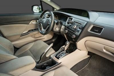 Used 2013 HONDA Civic LX Sedan 4D  in Gilroy, CA