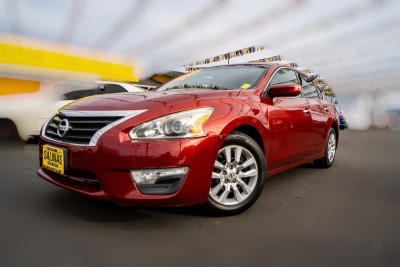 Used 2013 NISSAN ALTIMA S  in Gilroy, CA