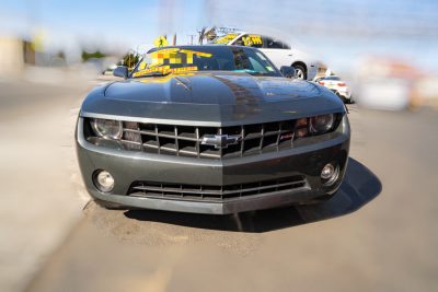 Used 2010 CHEVROLET Camaro RS Coupe 2D  in Gilroy, CA