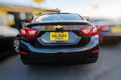 Used 2018 CHEVROLET CRUZE LT  in Gilroy, CA