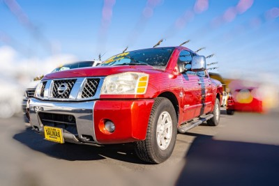 Used 2004 NISSAN Titan LE  in Gilroy, CA