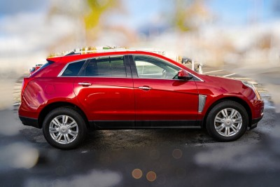 Used 2014 CADILLAC SRX Luxury  in Gilroy, CA