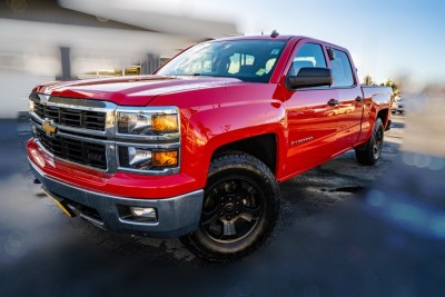 Used 2014 CHEVROLET SILVERADO LT  in Gilroy, CA