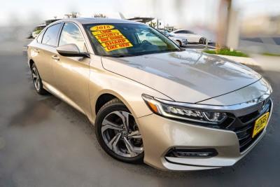 Used 2018 HONDA Accord EX  in Gilroy, CA