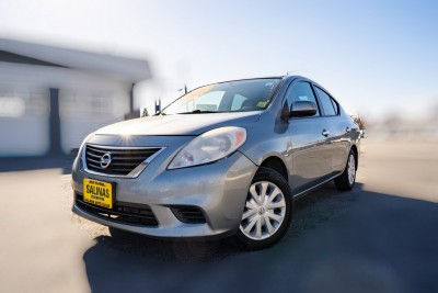 Used 2012 NISSAN VERSA  in Gilroy, CA