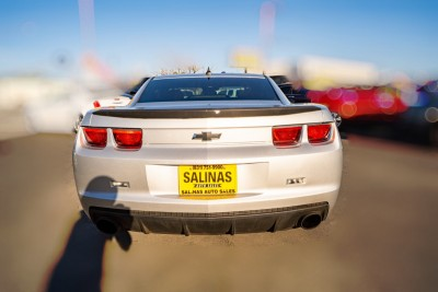 Used 2013 CHEVROLET CAMARO LS  in Gilroy, CA