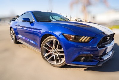 Used 2016 FORD MUSTANG Base  in Gilroy, CA