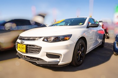 Used 2017 CHEVROLET Malibu LS  in Gilroy, CA