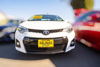 Used 2016 TOYOTA COROLLA S Plus  in Gilroy, CA