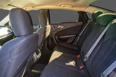 Used 2015 CHRYSLER 200 LX  in Gilroy, CA