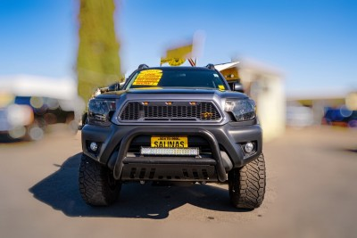 Used 2015 TOYOTA TACOMA Pre Runner  in Gilroy, CA