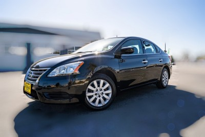Used 2015 NISSAN SENTRA S  in Gilroy, CA