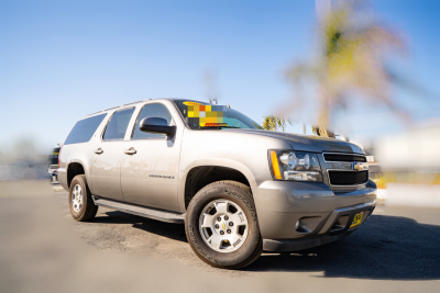 Used 2008 CHEVROLET Suburban  in Gilroy, CA