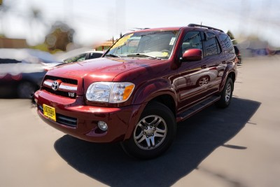 Used 2006 TOYOTA SEQUOIA Limited  in Gilroy, CA