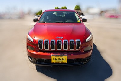Used 2014 JEEP CHEROKEE Sport  in Gilroy, CA