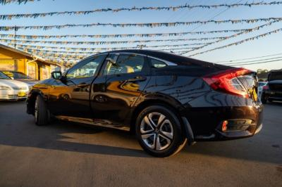 2016 HONDA Civic  in Gilroy, CA