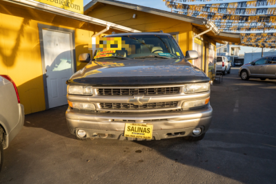 Used 2001 CHEVROLET Tahoe  in Gilroy, CA