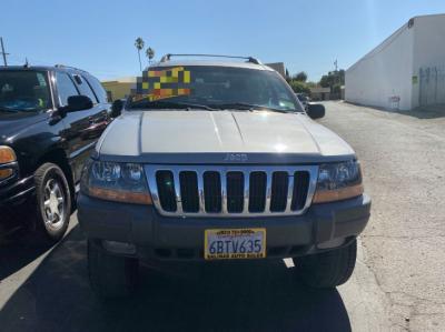 2000 Jeep Grand Cherokee Laredo in Gilroy, CA