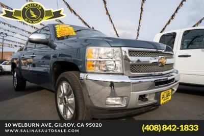 2012 Chevrolet Silverado 1500 LT in Gilroy, CA