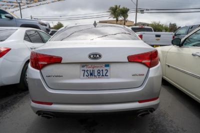 2012 Kia Optima EX in Gilroy, CA
